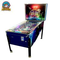 Shopping Mall Vintage Pinball Machines / Digital Arcade Pinball Machine Manufactures