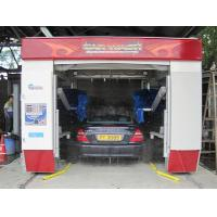 Quality Hot galvanized automatic car washing machine for sale