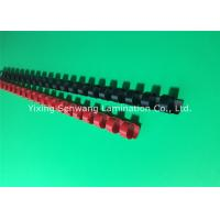 Quality Colorful 1/2 Inch Wire Binding Combs 100Pcs / Box With Flexible Teeth for sale