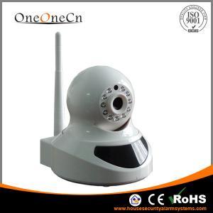 Wireless 720P HD IP Camera APP Control , Home Surveillance Cameras Manufactures