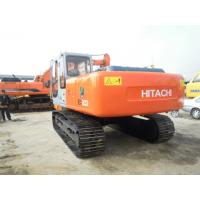 0.8 cbm japan excavator used hitachi ex200-5 crawler excavator for sale Manufactures