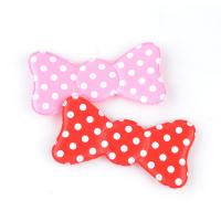 China Pink / Red Foam Hair Accessories / Fancy Boutique Hair Bows , Recycle on sale