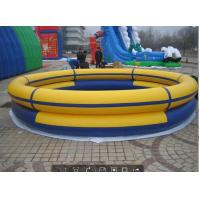 Large Double Water Pool Inflatable Water Toys For  Adult Swimming Pool Manufactures