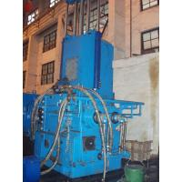 4500kg / h Alloy steel casting Rubber Internal Mixer Four Angle Hermetic Manufactures