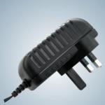 24W Wall Mount Universal AC Power Adapter EN60950 / EN60065 for Electronics KSAS024 Series KTEC Manufactures