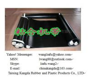 fusing machine belt Manufactures