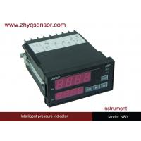Buy cheap Intelligent digital  pressure indicator from wholesalers