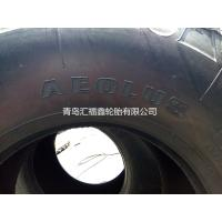 Quality AEOLUS brand workover rig tires 445/65R22.5 (18R22.5) for sale