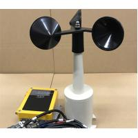 5W Construction Hoist Measure Wind Speed Meter IP64 Host Protection Grade Manufactures