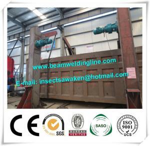 Chain Type Turning Machine Box Beam Production Line Chain Overturn Machine Manufactures
