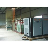 Skid Mounted Oxygen Gas Plant / Cryogenic Air Separation Unit For Industrial Manufactures