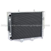 ATV Aluminum Motorcycle Radiator Cooling Manufactures