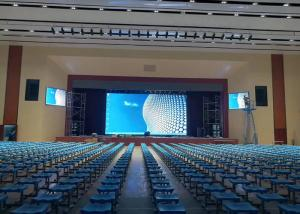 Exhibition Centre Indoor Flexible P2.976 Curved Led Display Manufactures