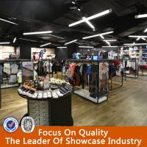 retail shop furniture garment display interior design for garment shop display Manufactures