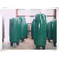 High Pressure Carbon Steel Air Receiver Tanks For Diesel Protable Air Compressors Manufactures
