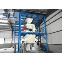 Twin Shaft Mixer Mortar Mixing Equipment 5- 30t/H Production Capacity Manufactures
