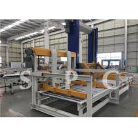 Empty Can Packaging Machine Automatic Palletizing Machine Tin Can Palletizer Manufactures