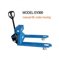 New design cheap price battery operated electric pallet truck 2 Ton capacity battery forklift Manufactures