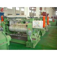 30kg / time Electric Two Rollers Mixing Mill for Plastic and Rubber Manufactures