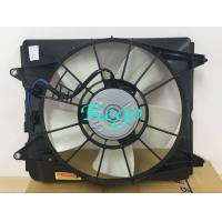 High Flow Electric Car Radiator Cooling Fan With Motors For CRV 2007 - 2011 Manufactures