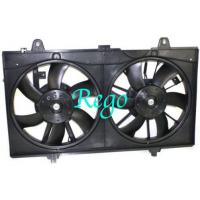 Auto Parts Nissan SENTRA Radiator Cooling Fan Assembly , Automotive Cooling Fans Manufactures