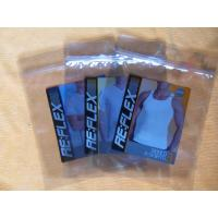 Quality Recyclable Packaging Plastic Bags Clear Ziplock Bags For Brief Packing for sale