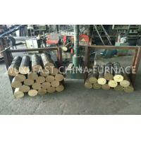 Red Copper Wire Billet Continuous Casting Machine Horizontal Type Customized Length