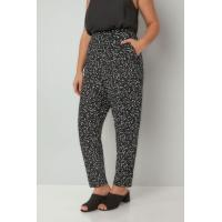 China custom ladies pants with two side pocket,print women jogger pants on sale