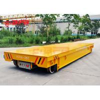 Battery Powered Railway Carriage Industrial Transfer Car 12 Months Warranty Manufactures