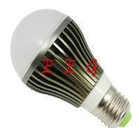 High Power 5W E27 led bulb light