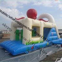 Quality Under sea theme inflatable bouncer for sale