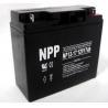 Buy cheap UPS Battery (NP12-17Ah 12V 17AH) from wholesalers