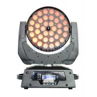 AC 240V 360 W Led Wash Moving Head Stage Lights For Musical Concert Manufactures