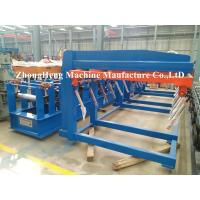 Metal Roof Panel Machine Automatic Stacking System 8 Meters 12 - 15 m / min Manufactures
