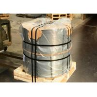 Dry drawn Hot Dipped Galvanised High Tensile Steel Wire 1750 - 2100 Mpa Manufactures