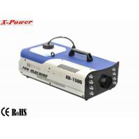 1500w  Professional Stage Fog Machine With 8*3w RGB Colorful LED Portable Fog Machine  For Party  X-024 Manufactures