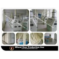 small wheat flour mill corn flour processing machine complete set flour mill from China Manufactures