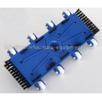 Flexible Vacuum Head For Swimming Pool , Deluxe Weighted Vinyl Liner Vacuum Head Manufactures