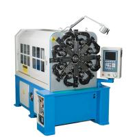 5 Axis Japan Motor Spring Former Wire Rotation Spring Machine 4.0mm Manufactures