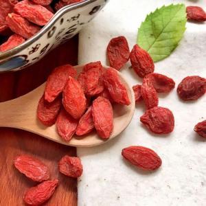 2012 Gouqi China Supplier Price Ningxia Dried Goji Berry Manufactures