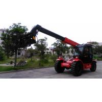 Hydraulic Power Steering Reach Truck Forklift Telescopic Boom Wheel Loader Manufactures
