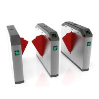Intelligent Bidirection Automatic Flap Gate Security Access Control Manufactures