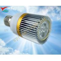 Aluminum Alloy 5W E17 High Power AC85 - 265V 30 / 60 degree LED Spotlights Lamps Manufactures
