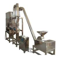 WFJ Stainless Steel Food Pulverizer Machine For Leaf Spice Grain High Efficiency Manufactures