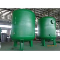 Quality Manganese Sand Filter FRP Pressure Tank Water Filter Reverse Osmosis Pressure Tank For Iron Removal for sale