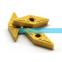 China Extensive Versatility Cemented Carbide Turning Inserts for Steel Semi Finishing on sale