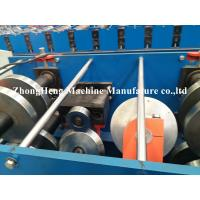 Quality Hydraulic Steel Roll Forming Machine C Purlin GCr15 Roller Frequency Control for sale