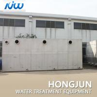 Stainless Steel Package Sewage Treatment Plant Drinking Mineral Water Filter Manufactures