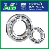 China Machine Spindle Parts Angular Contact Ball Bearings 7211 High Accuracy on sale