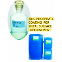 China factory Zinc phosphating liquid for metal surface pretreatment chemials gray phosphating coating chemicals Manufactures